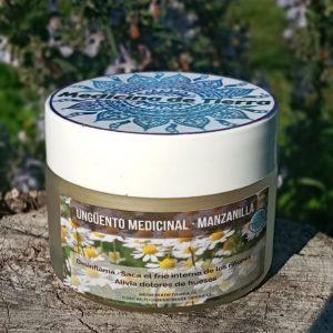 Crema natural de Manzanilla
